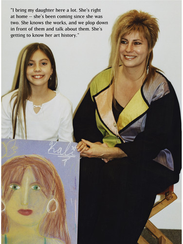 Diane McCaveney with her daughter