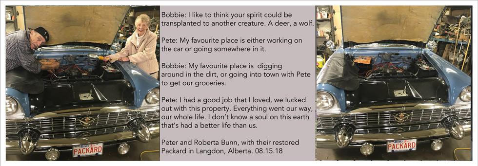 Pete & Bobbie Bunn