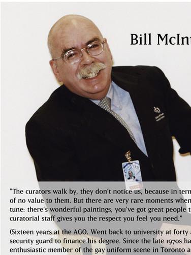 Bill McIntyre in uniform