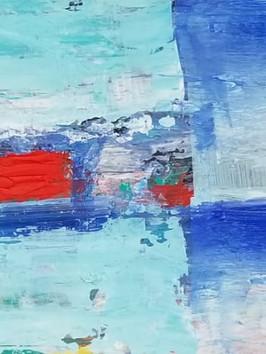 Abstract horizontal red stripe.JPG
