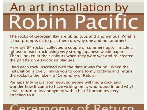 64 Rocks Signage