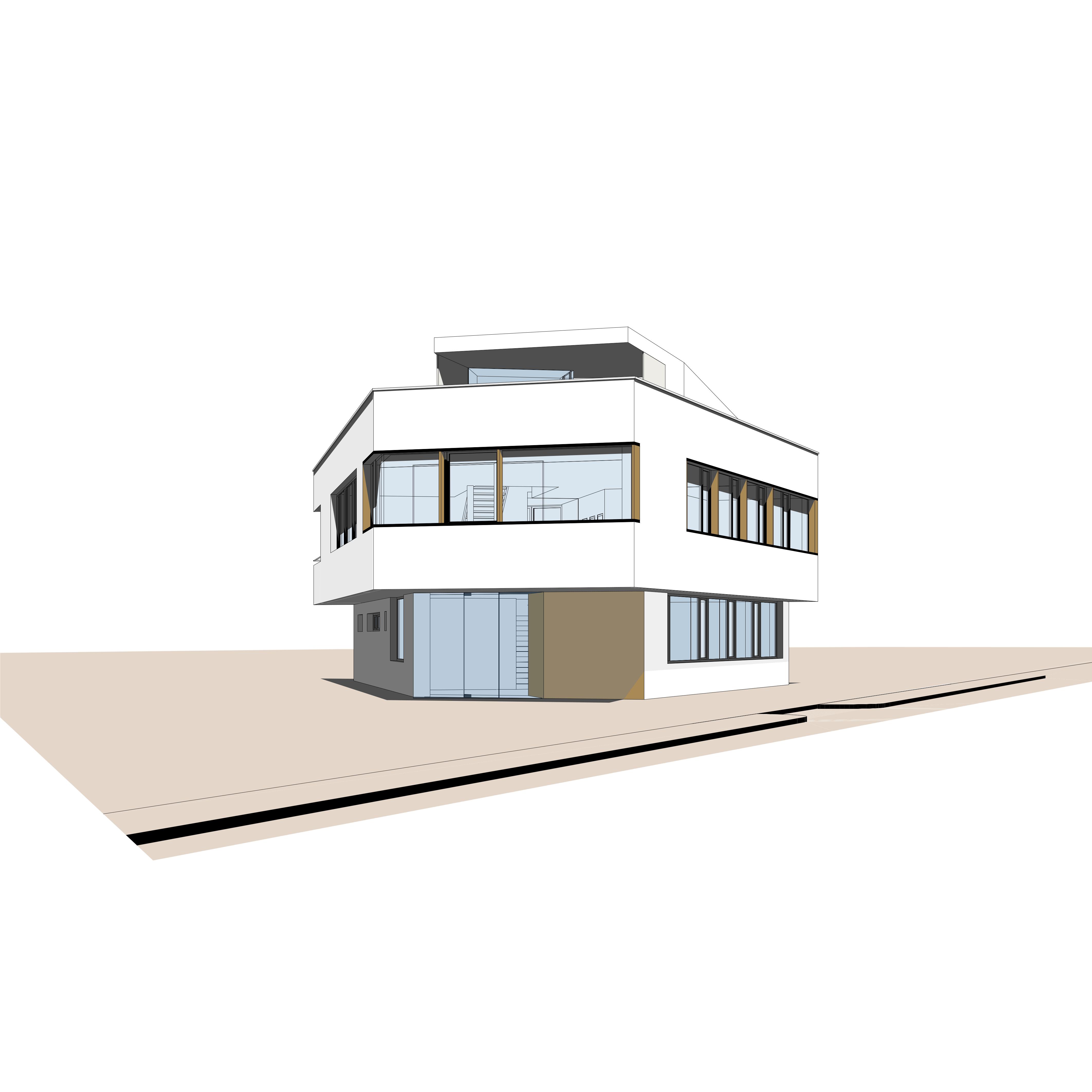 Konzept_Bürohaus Stadler