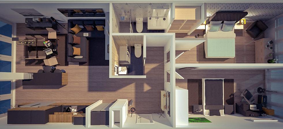 design arquitetura integra imobiliário