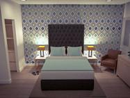Suite remodelação arquitetura