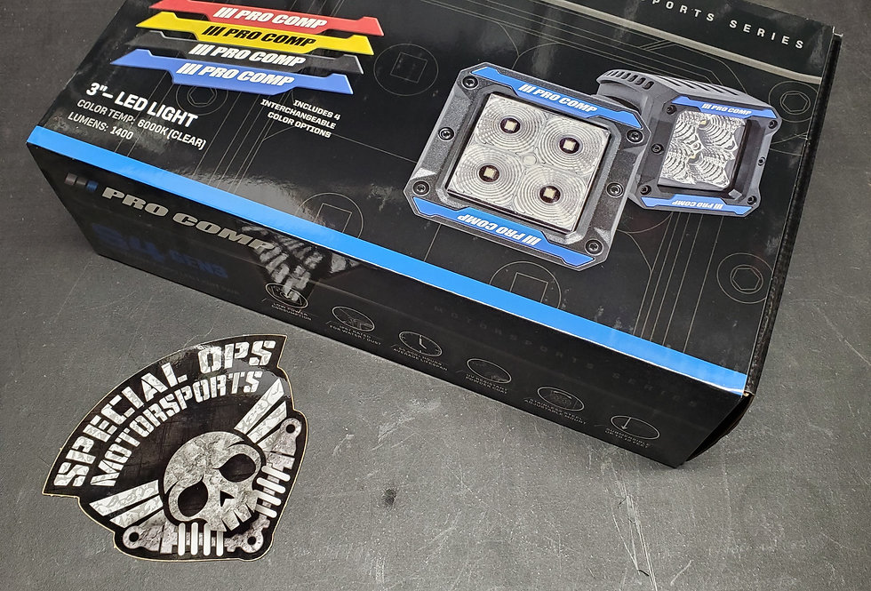 Pro comp led pods