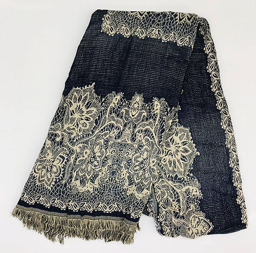 Super Soft Knitting Scarf Multi-Color