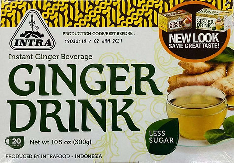 10.5oz Ginger Drink
