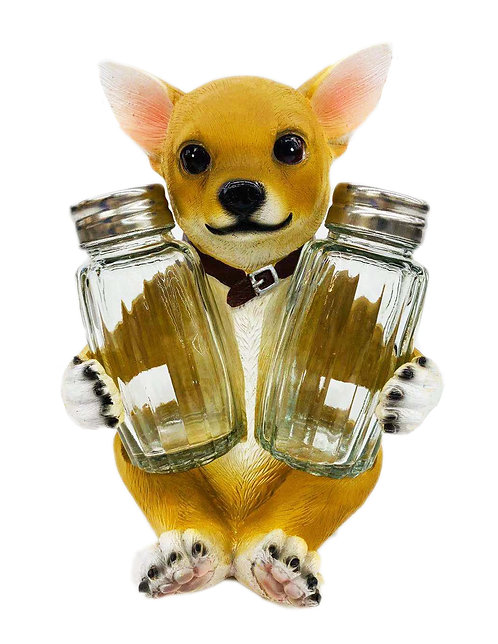 "6"" Picante Spice Sitting Chihuahua"