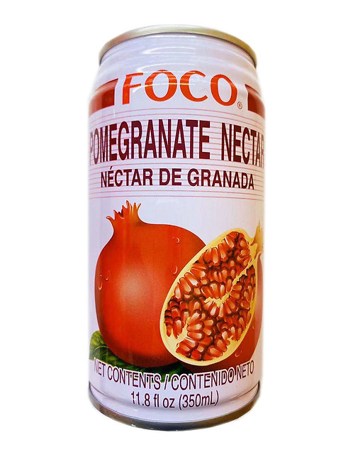 11.8oz FOCO Pomegranate Nectar
