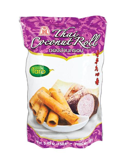 Thai Coconut Roll Taro