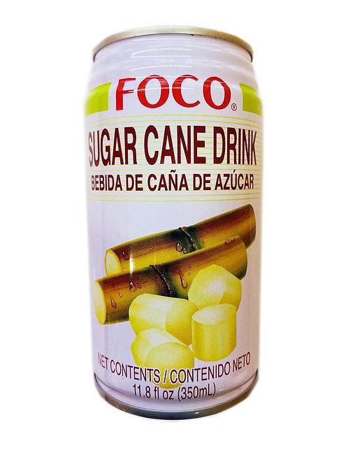 11.8oz FOCO Sugar Cane Drink