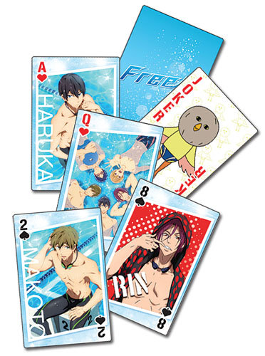 Free! Playing Cards