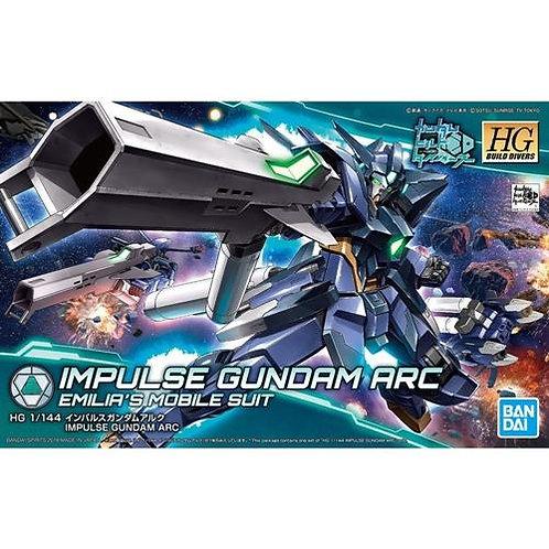 Impulse Gundam Arc HGBD