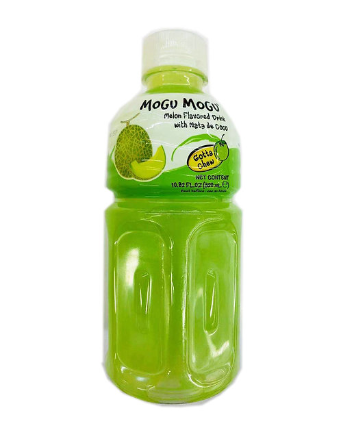 10.82oz MOGU MOGU Melon Flavored Drink