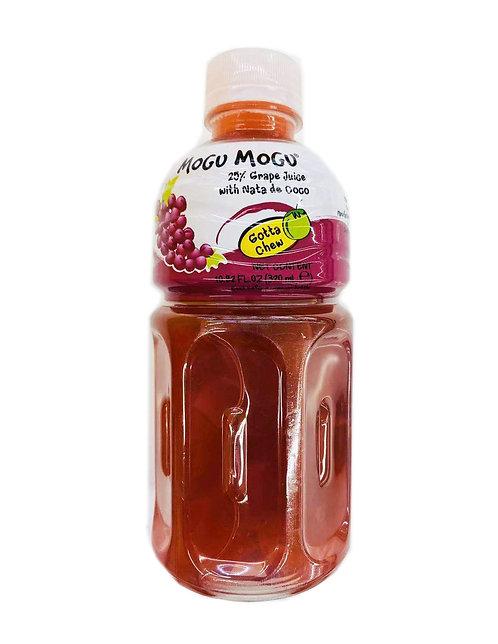 10.82oz MOGU MOGU Grape Juice
