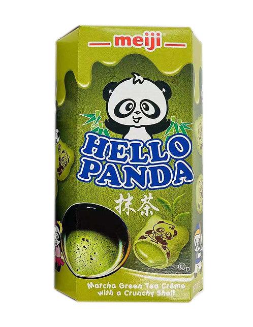 2.1oz Hello Panda Green Tea