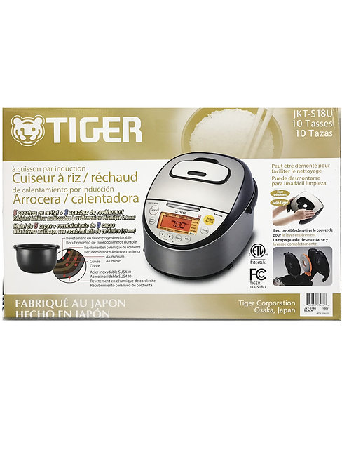 Tiger IH Cup Rice Cooker