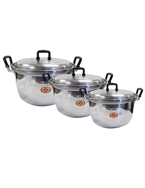 60cm , Crocodile Aluminum Cooking Pot