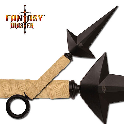 """11"""" Overall Fantasy Throwing Knife Set"""