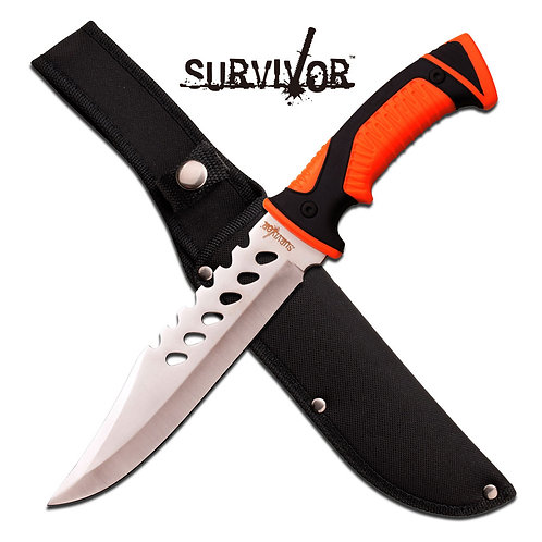 """12.75"""" Overall Fixed Blade Knife"""
