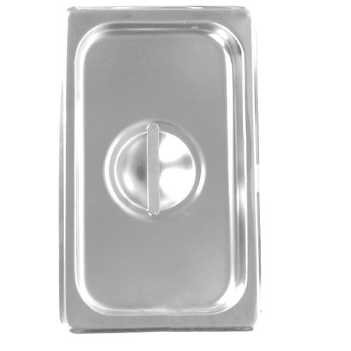1/3, Size Solid Cover For Steam Pans