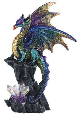 "6"", Purple/Green Dragon"