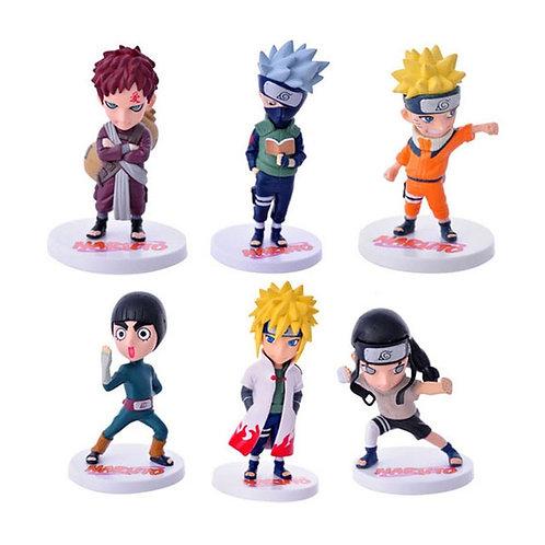 "3.5"" Naruto Shippuden Cute Figure"