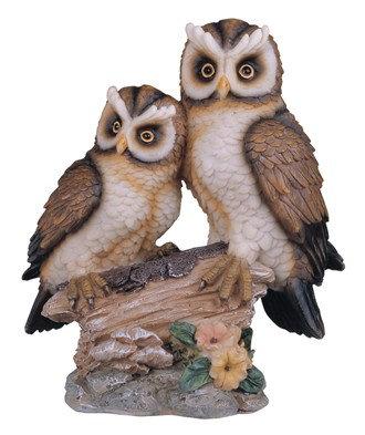 """6"""", Owl Couple"""