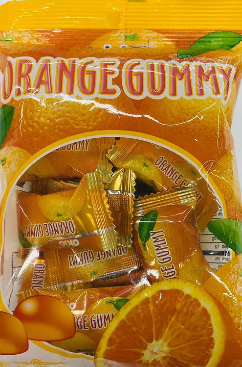3.52oz Orange Gummy