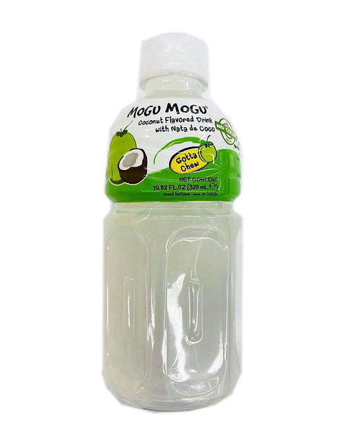 10.82oz MOGU MOGU Coconut Flavored Drink