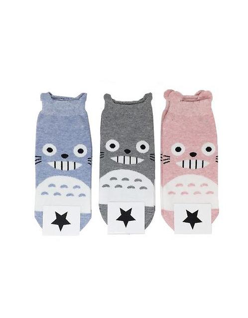 Women Socks -Totoro