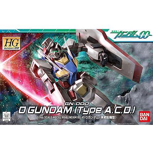 O Gundam (Type A.C.O.) Figure