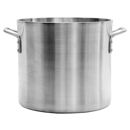 40QT Aluminum Stock Pot