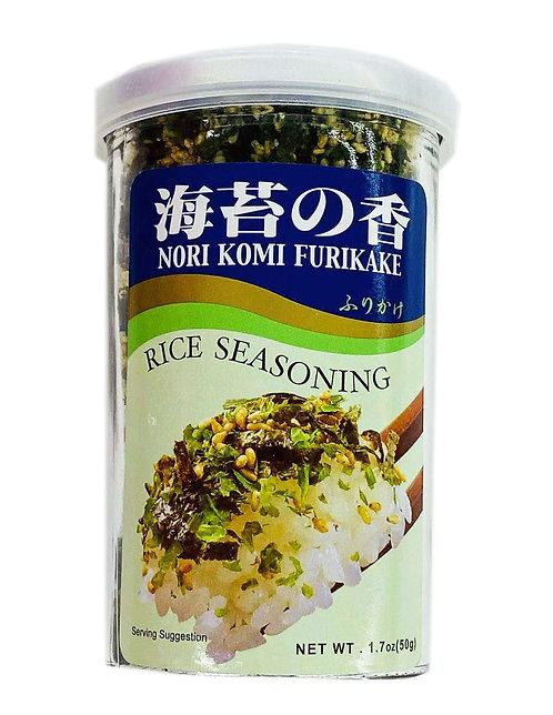 1.7oz Furikake Rice Seasoning Nori Komi