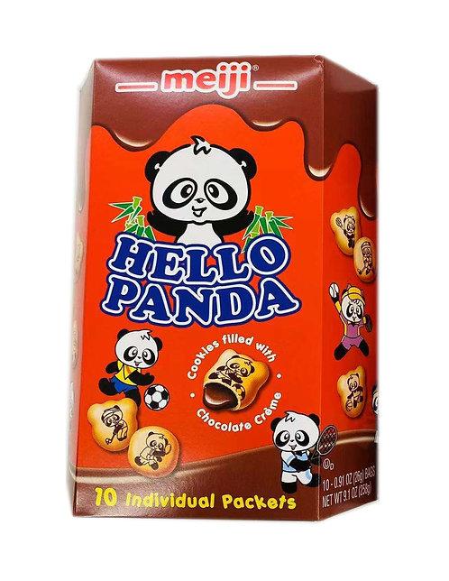 10PC , 9.1oz Hello Panda Choco