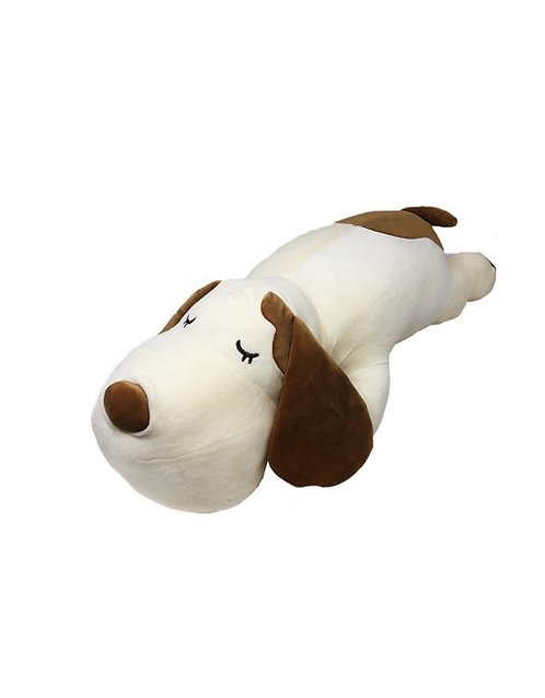 "17"" Mochy Plush Toys - Lying Puppy"