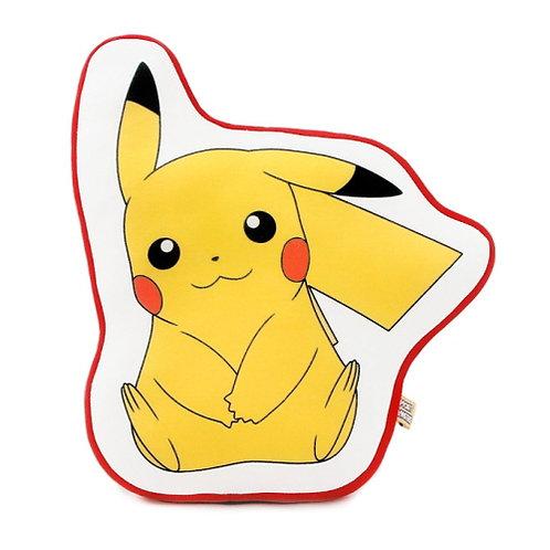 Pokemon Outlined Nap Cushion - Pikachu (Style B)
