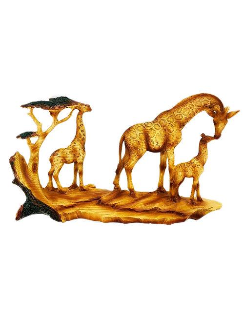 "12"" Giraffe & Calves"