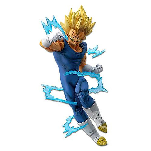 15/14cm, Dragon Ball Z Dokkan Battle Premium Figure - Vegeta & Goku