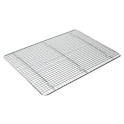 "12"" X 16 1/8"" , Icing/Cooling Rack With Built-In Feet, Chrome"