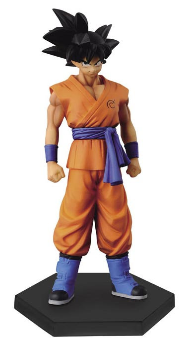 Dragon Ball Super Goku Figure