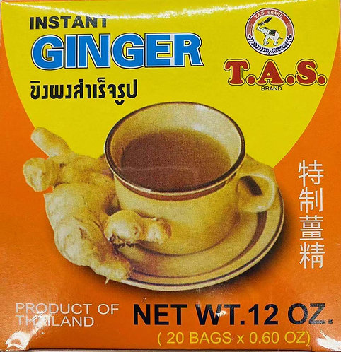 12oz Ginger Tea
