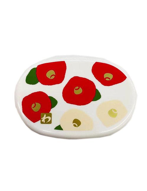 Japanese White Lunch Box