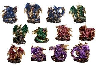 "2 1/4"", Mini Dragon 12 PC Set"