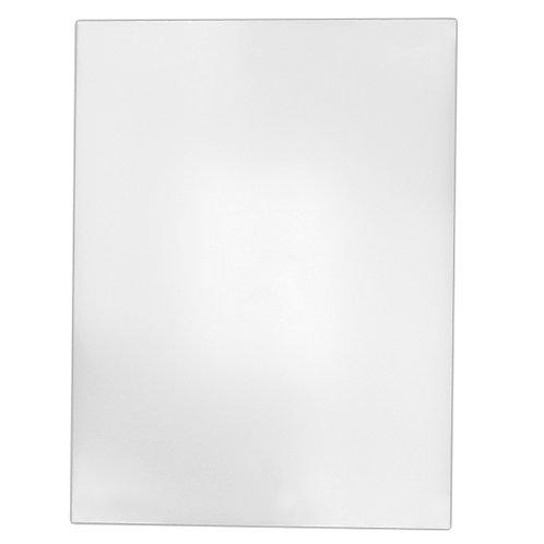 """15""""x16"""" , Cutting Board White"""