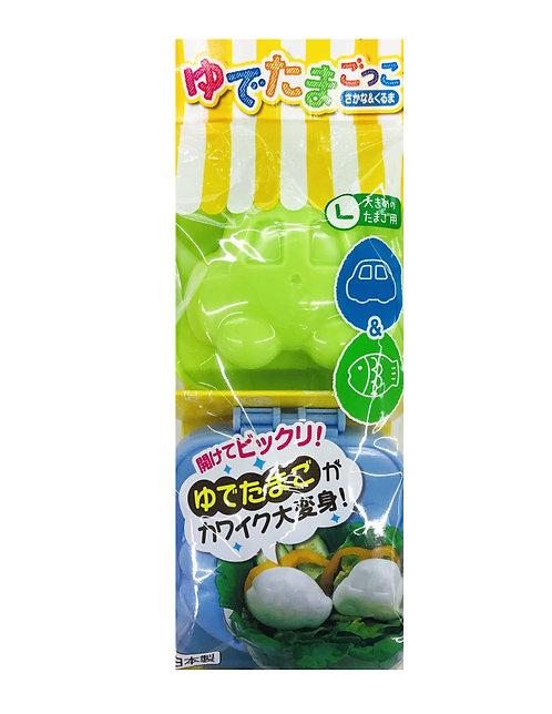 2PC Boiled Egg Mold