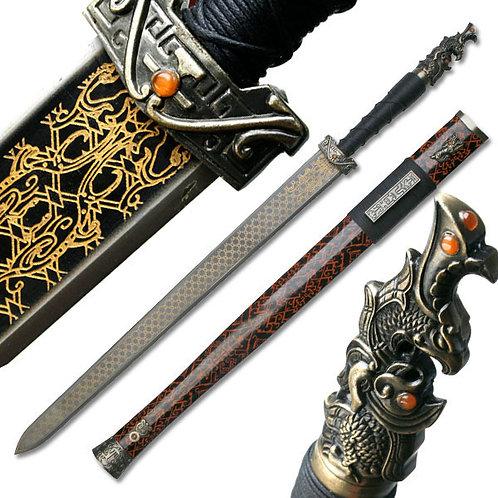 35.5'' Overall Oriental Sword