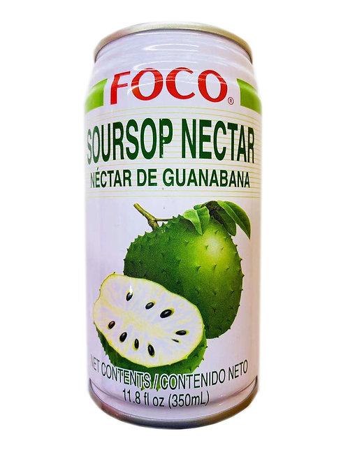 11.8oz FOCO Soursop Nectar