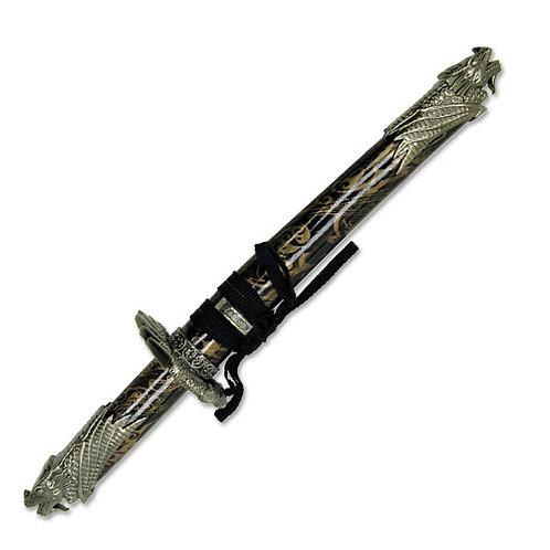 9.5'' Overall Fantasy Samurai Sword