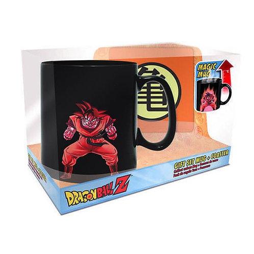 Dragon Ball Magic Mug W/ Coaster